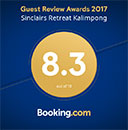 Review on Booking.com