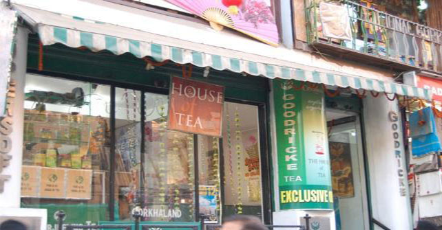 Shopping In Darjeeling Siclairs Hotels India