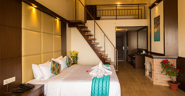 Accomodation Sinclairs Retreat Kalimpong Sinclairs