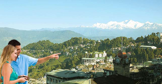 Darjeeling Honeymoon Package 3 Nights